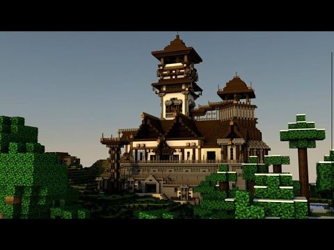 Game Minecraft Castle Defense Tutorial Minecraft Castle De Flickr