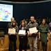 Mon, 28/11/2011 - 04:08 - Entrega de premios GALICIENCIA 2011