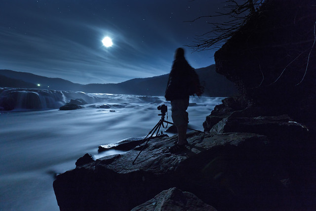 Adventure Photography 101 Tutorial - How to Stand In Front of Interesting Things