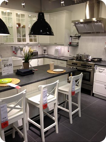The Ikea kitchen of my dreams! | fishbowl_fish | Flickr