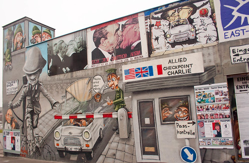 East Side Gallery | by Me in ME