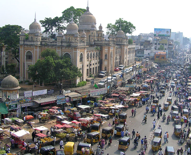 Old town hospital Hyderabad | Julia Gross | Flickr