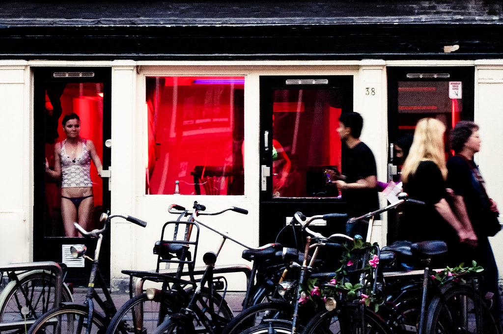... Red light district, Amsterdam | by raphael.chekroun
