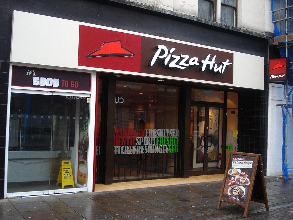 Pizza Hut Croydon London Cr0 On North End Croydonrando