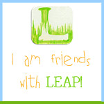 friends with LEAP | by Children's Poet Carrie