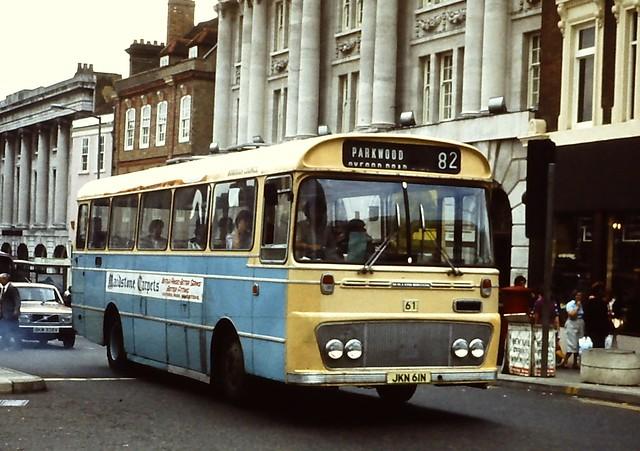 ME6 Maidstone Borough Transport