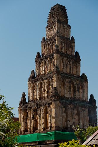 travel thailand temple nikon d3 lamphun hariphunchai