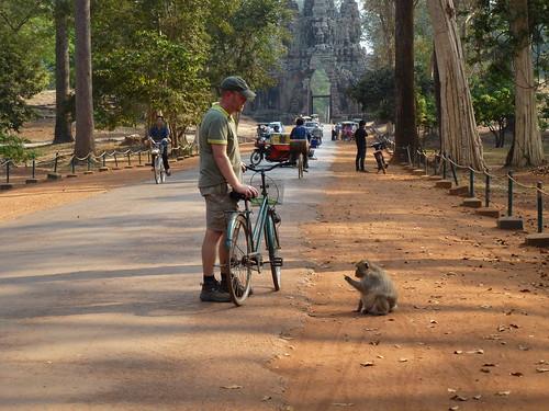Cambodja, Siem Reap - Angkor Wat
