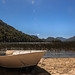 Barca en Lago Torrentoso