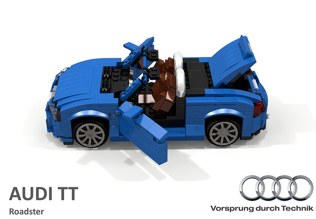 Audi TT Mk1 Roadster