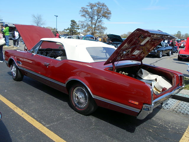 1966 Oldsmobile 442 Convertible | Southern Knights' 29th Ann