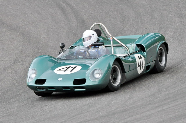 1964 Elva Mk 8 - Kurt DelBene