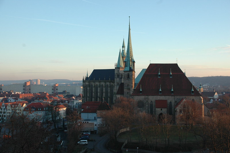 Erfurt Dom Severi