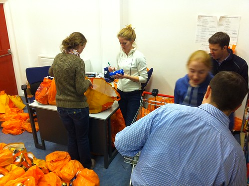 Vauxhall Foodbank7 | by Newfrontiers