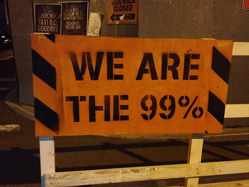We Are The 99% | by mediafury
