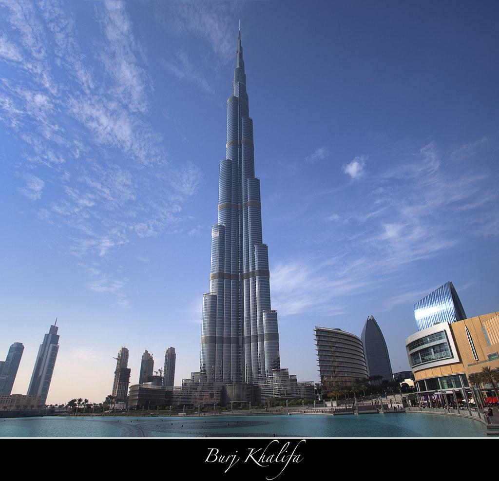 Burj Khalifa-Dubai UAE | Burj Khalifa known as Burj Dubai pr