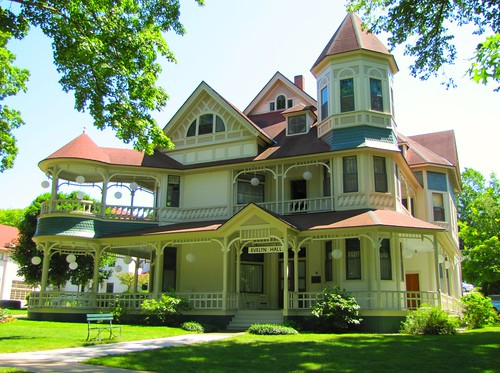 house michigan victorian historic bayview historicdistrict towerhouse nationalhistoriclandmark emmetcounty constructed1890 unincorporatedcommunity bearcreektownship uncincorporatedplace