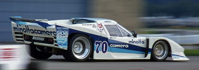 Lotus Europa Turbo / Harald Ertl