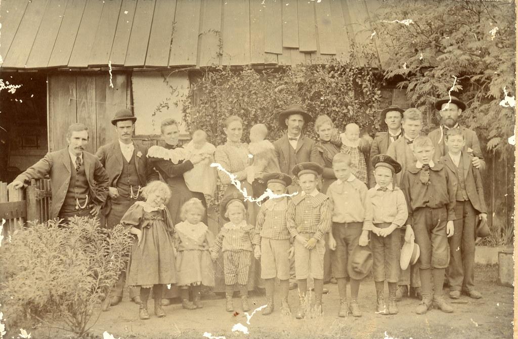 approx 1900, Jarrahdale, WA