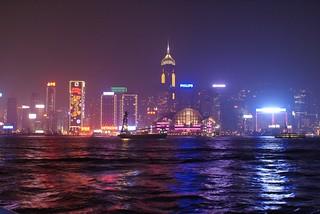 Wan Chai view from Kowloon | by Ju1ian