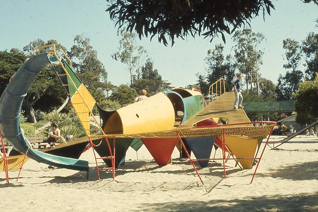 Dennis the Menace Playground Monterey CA 1974