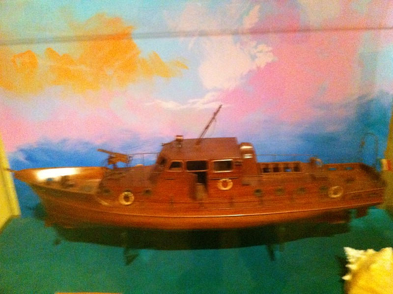 Barco en Museo