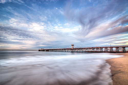Cloud Pier | by C. Strife
