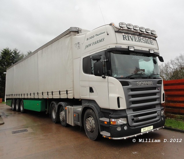 JMW Farms-BXZ 2254-Scania R500 V8.©.All Rights Reserved