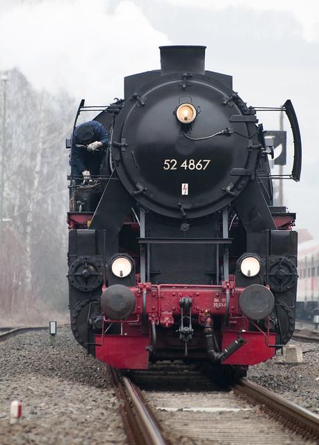 Dampflokfahrt - Steam Train Nostalgia