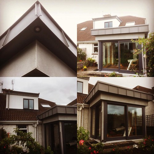 Work on site (nearly finished) #kitchenextension | by Mark Stephens Architect