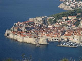View of Dubrovnik   by mk_myles