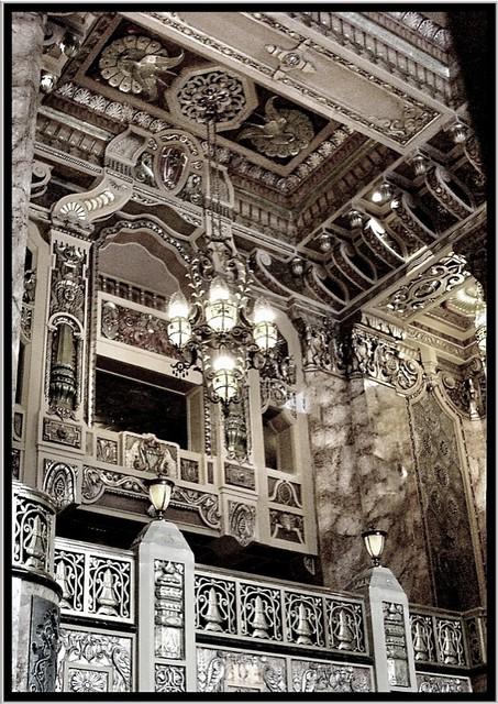 Chicago IL ~ Oriental Theatre ~ Mezzanine