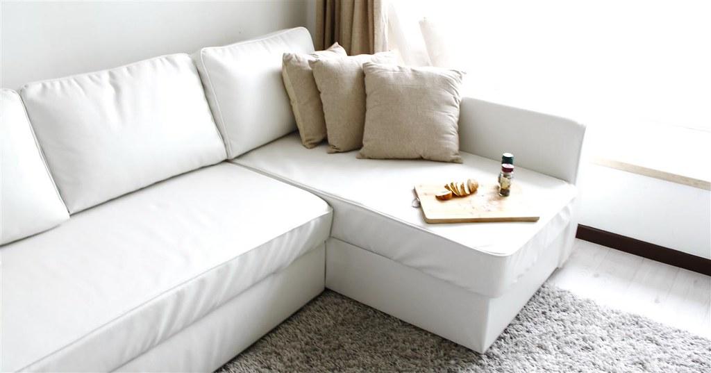 Custom Ikea Manstad Sofabed Slipcover Comfort Works Flickr