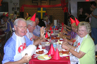 Sarasota - Swedish Club Crayfish Party (2006)