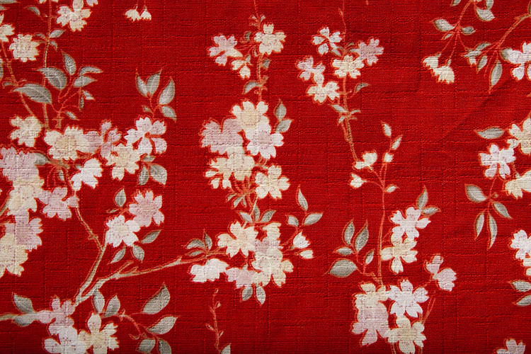 Japanese Souvenir Fabric