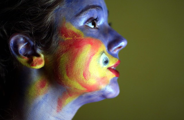 Fish Face Painting Made Easy Face Painting Ideas Netface Painting Ideas Net