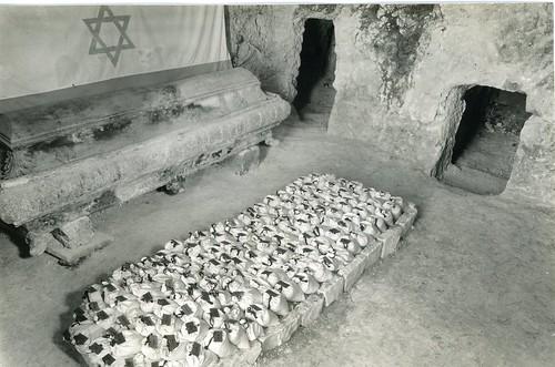 Menachem Ussishkin Burial Site