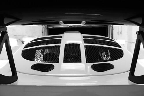 Lotus Exige R Tack Car Project - Automek