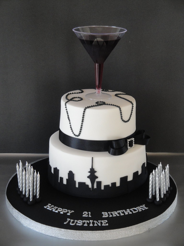 Sex and the city cakes