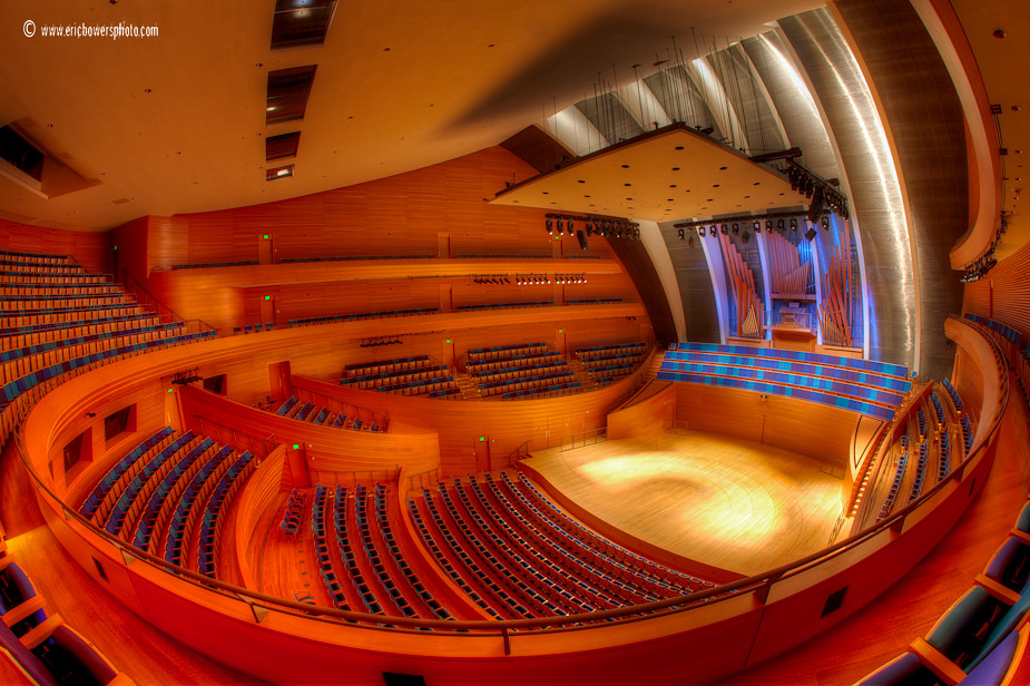 Helzberg Hall Helzberg Hall In The Kauffman Center For The