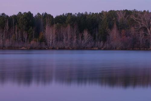 lake reflection georgia pikecounty