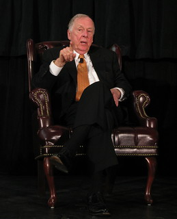 T. Boone Pickens and & the Gas Heads | by jurvetson