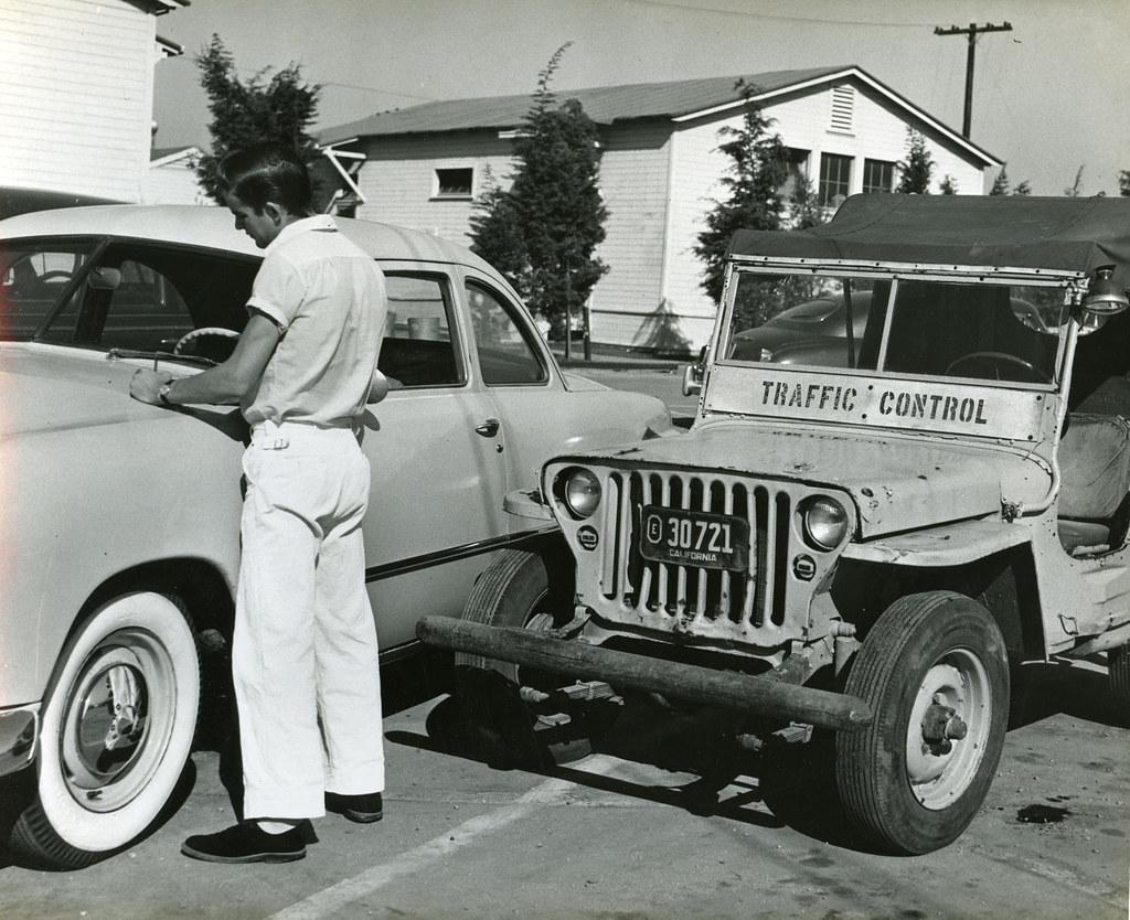 El Camino College >> Traffic Control At El Camino College Los Angeles Califo Flickr