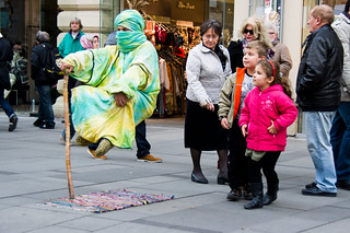 What kid doesn't love a good levitating swami? | by smswigart