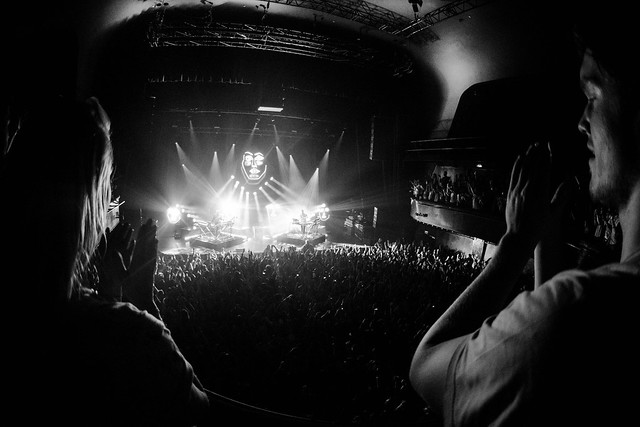 DISCLOSURE LIVE | Olympia Hall, Paris - March 20 2014