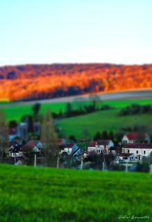 Petit village du Vexin 3