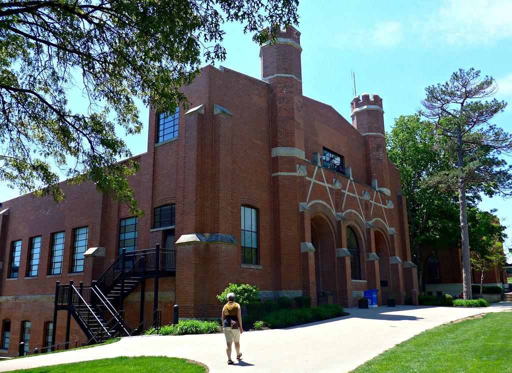 Peru State College >> Peru State College Library Building Ali Eminov Flickr