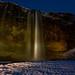Seljalandsfoss by STEINIVALS