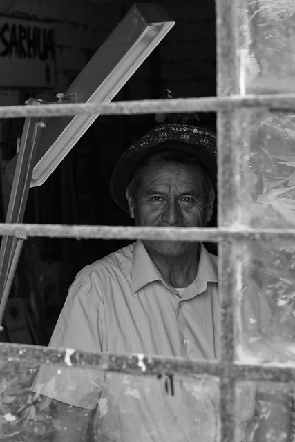 Peruvian Portraits Two (SARHUA)