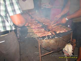 Γιορτή Τσαμπούνας - Κάλυμνος - 23/07/2011
